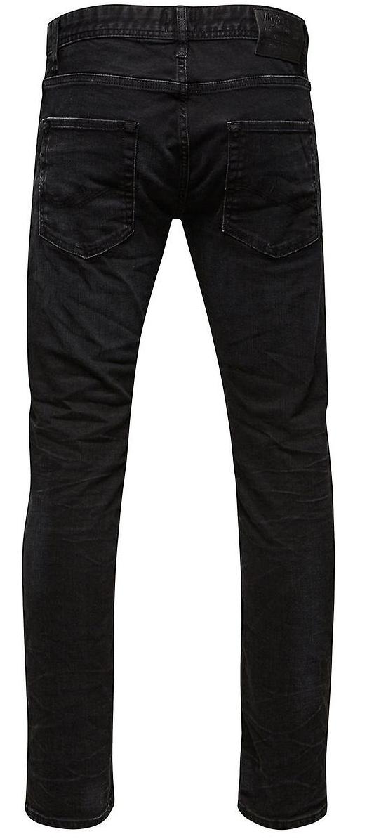 jack jones tim original 814 dark grey damen und herren marken jeans online kaufen. Black Bedroom Furniture Sets. Home Design Ideas