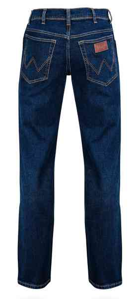 Wrangler Texas Stretch - STORM BREAK - NEUE WASCHUNG 2020