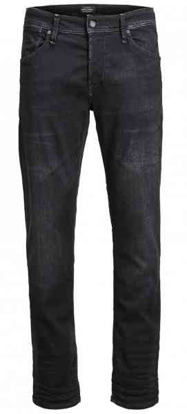 JACK & JONES INTELLIGENCE Mike Dash Black Denim