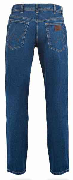 Wrangler Texas Slim - Game On - W12ST112E - Herren Jeans